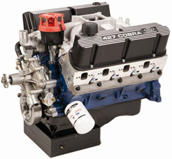 small block Ford Crate Engine M-6007-Z427FFT