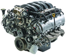 modular Ford Crate Engine M-6007-3V46